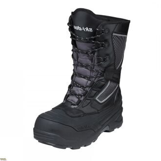 Ski-Doo Rebel Boots Black 12 сапоги