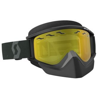 Очки RECOIL XI SNOW CROSS Safari black/white yellow new