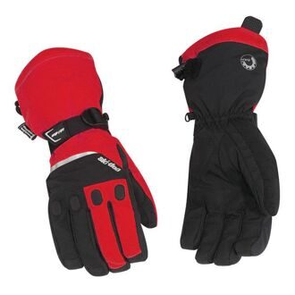 Holeshot Gloves  M  Red перчатки