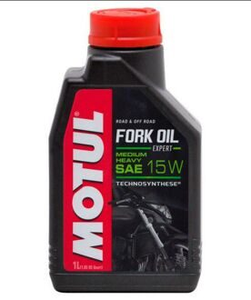 Motul Fork Oil Expert Medium Heavy 15W 1л.