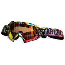 STAREZZI GOGGLES MX HAWAII RED 157-807