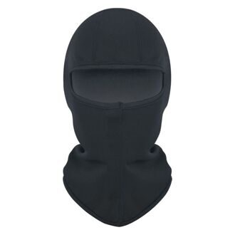 Micro-Fleece Balaclava Black One size подшлемник
