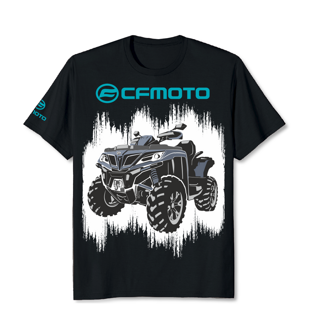 Футболка CFMOTO T-shirt black CFORCE M