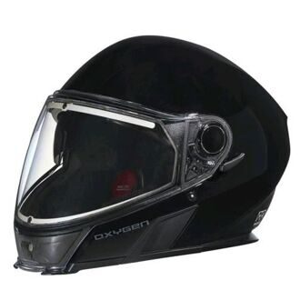 OXYGEN HELMET (DOT)Black  2XL Шлем защитный