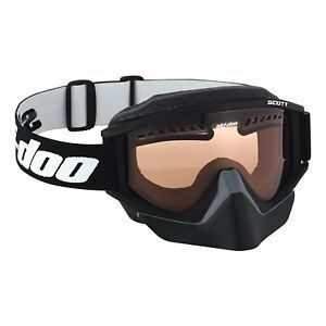 Ski-Doo Trail Goggles by ScottBlack  One size Очки защитные