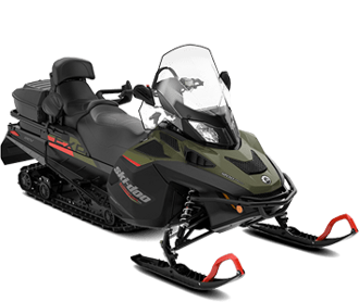 SKI-DOO EXPEDITION SE