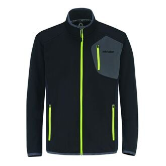 Windproof fleece Men  Black   M Кофта мужская