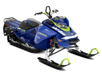 FREERIDE 154″ 850 E-TEC SHOT