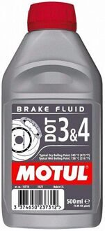 Motul DOT 4 Brake Fluid 0.5л.