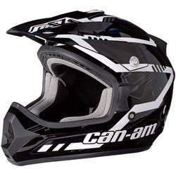 Шлем Can-Am X-1 Cross Mission Helmet White M