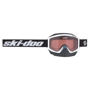 Ski-Doo Holeshot SS Goggles by Scott White One size очки
